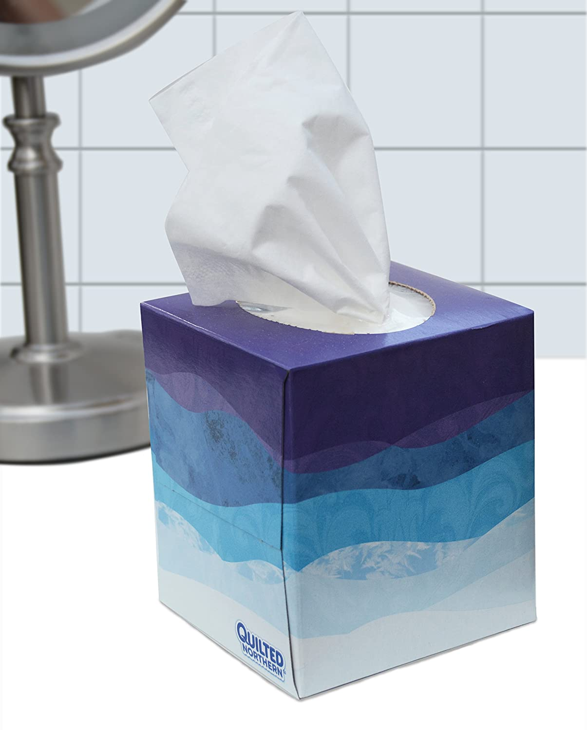 The world Direct printing on facial tissue think, that