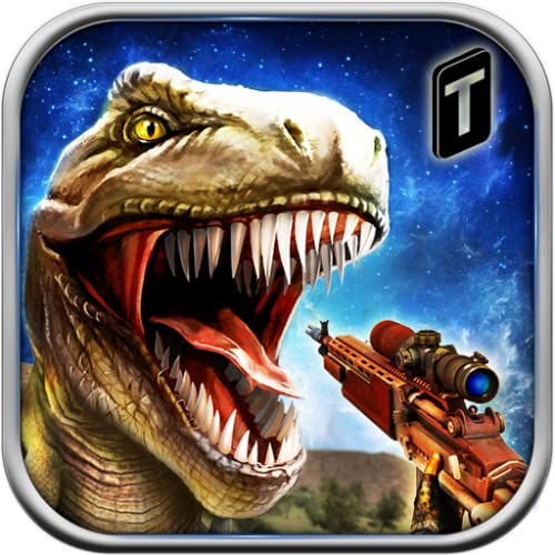Jungle Dino Hunting 3D by Tapinator