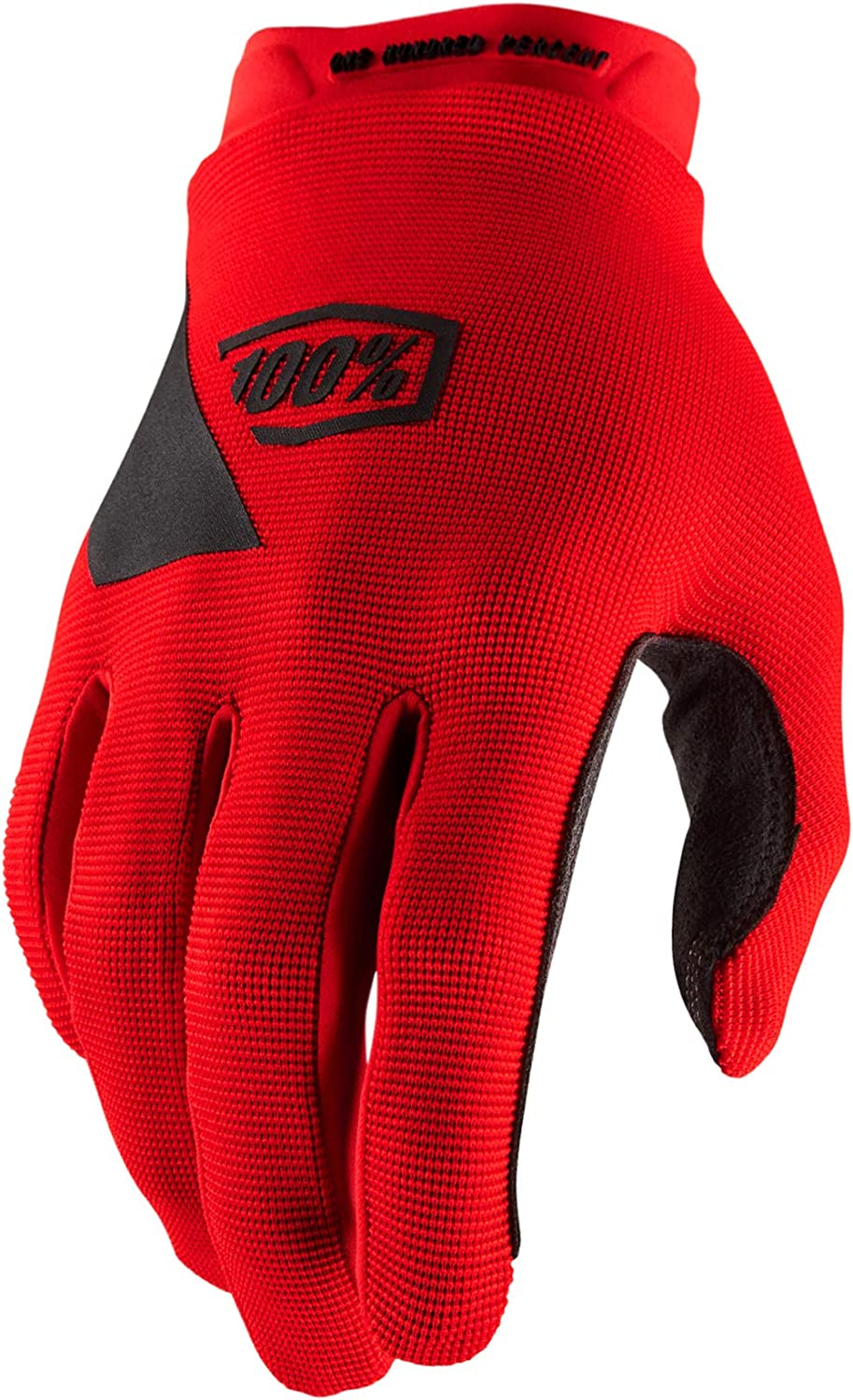 100/% Ridecamp Glove L Mens Fluo Yellow