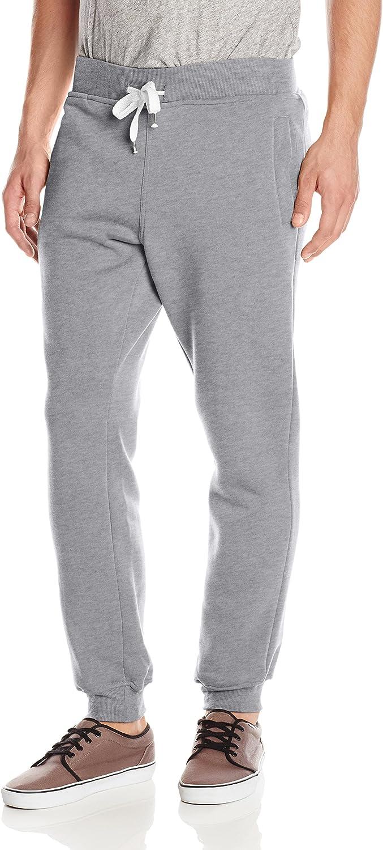 Southpole Men's Active Basic Jogger Fleece Pants