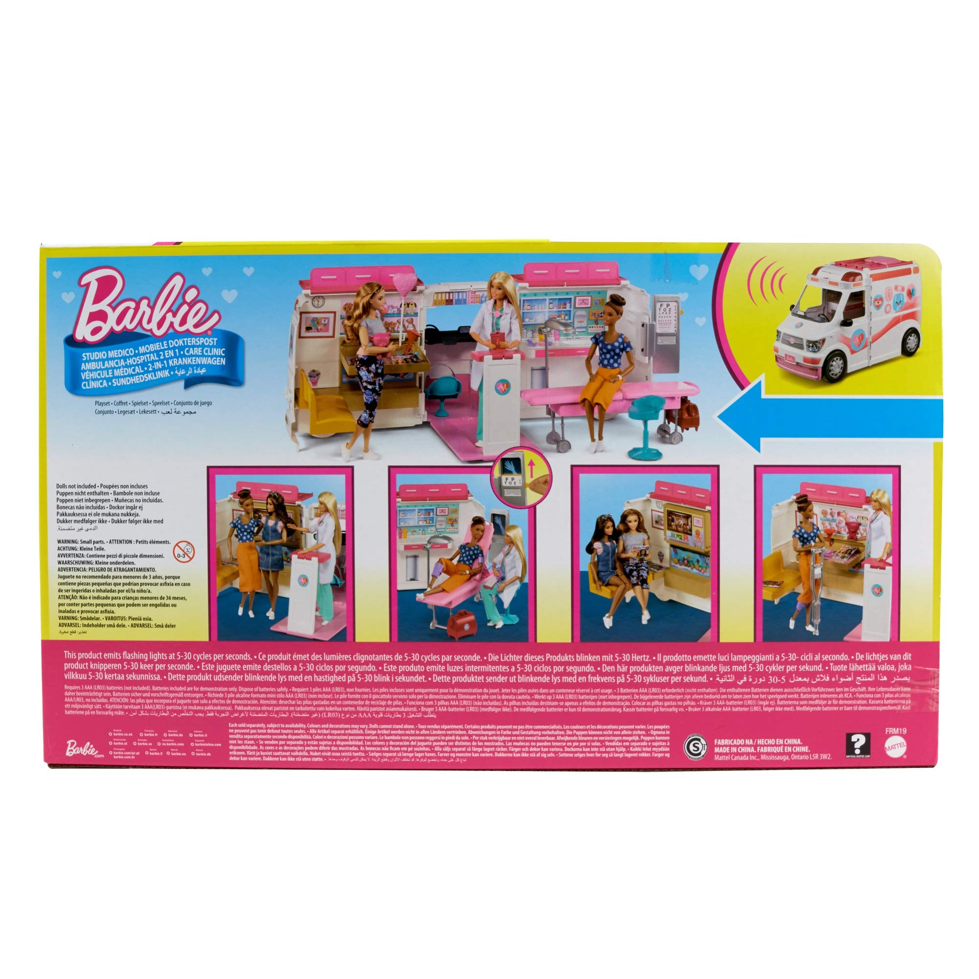 barbie care clinic canada