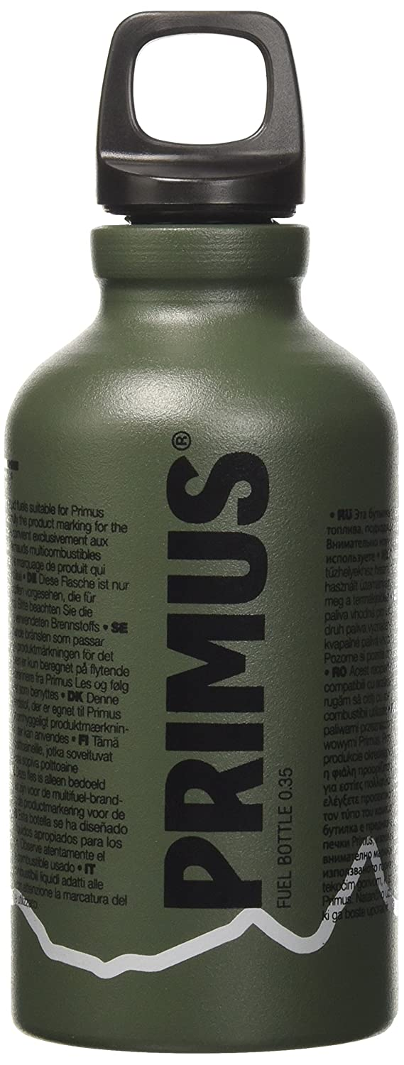 Primus Fuel Bottle 350, Olive, 1644310