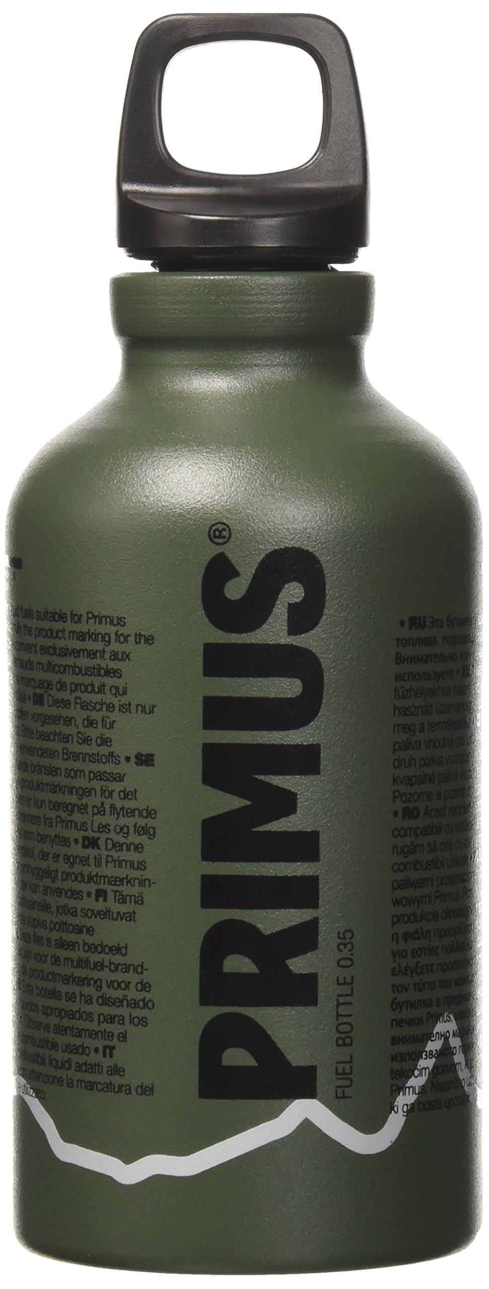 Primus Unisex Fuel Bottle Green 350ml