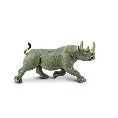 Safari Black Rhino: Toys & Games