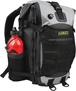Nelson Rigg SE-3020 Rigg Gear Hurricane 20L Waterproof Backpack/Tail Pack ,1 Pack