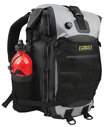 10b82cecd142 Amazon.com  Nelson Rigg SE-3020 20 Liter Rigg Gear Hurricane Waterproof  Backpack Tail Pack  Automotive