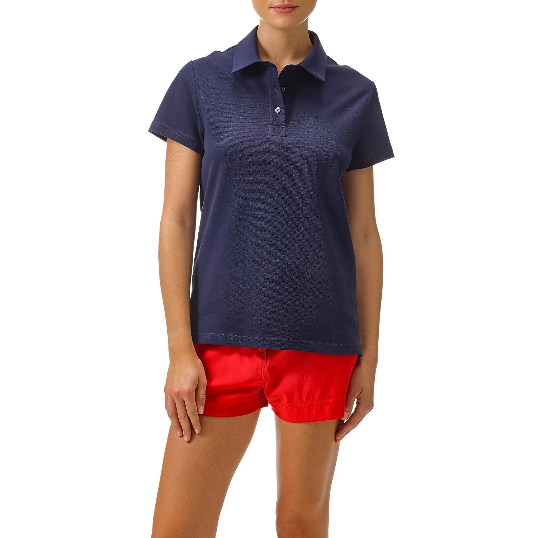 VILEBREQUIN Polo Lisa en Tejido piqué de algodón - Mujer - XL ...