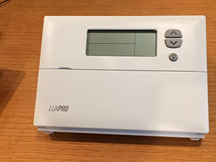 LuxPRO PSPA711 Auto Changeover Deluxe Programmable Thermostat by LUX-PRO