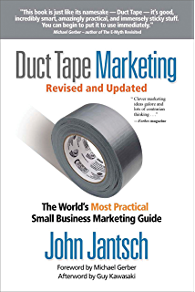 Amazoncom Duct Tape Selling Think Like A MarketerSell Like A - 22 insanely useful things can duct tape