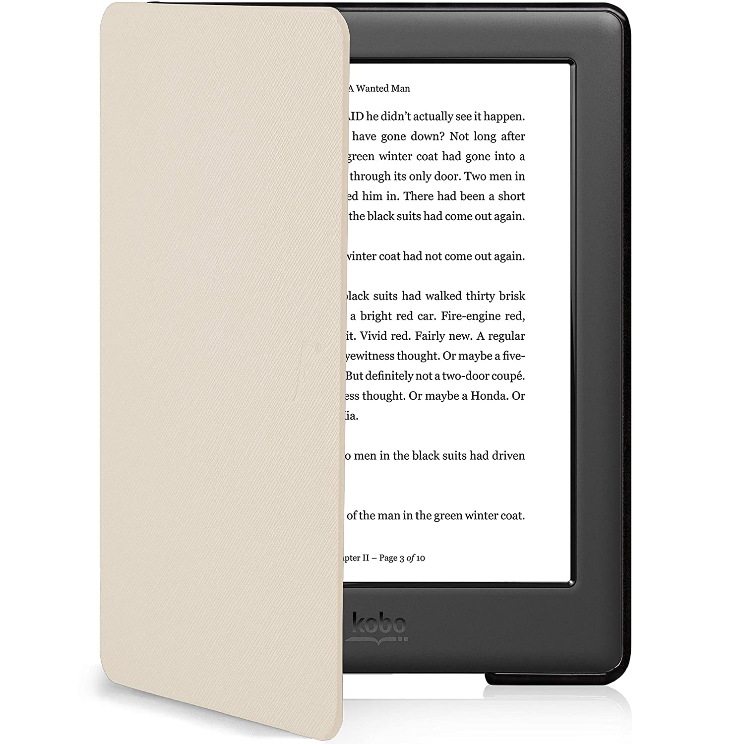 Forefront Cases® Kobo GLO HD/Kobo Touch 2.0 Funda Carcasa Smart ...