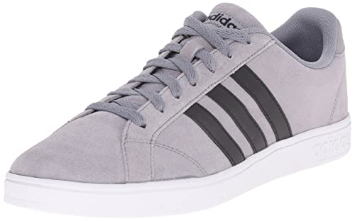 los angeles 191dc fba0d adidasBASELINE-M - Baseline Gomma Uomo, Multicolore (Grey Black White)
