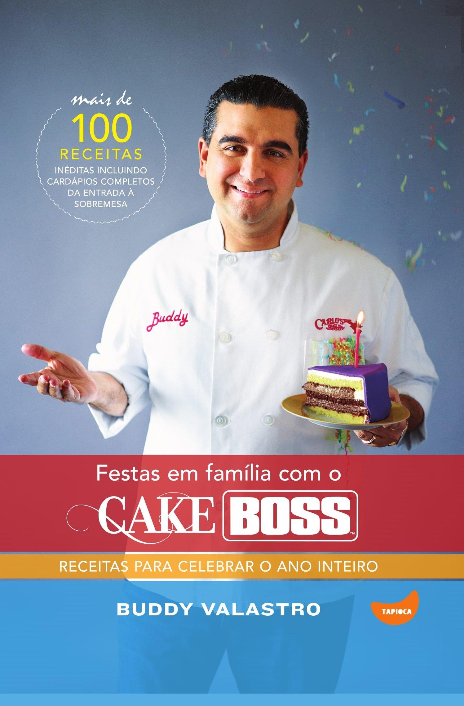 Festas Em Familia Com O Cake Boss (Em Portugues do Brasil) ebook