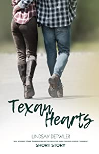 Texan Hearts (Lines in the Sand Book 3)