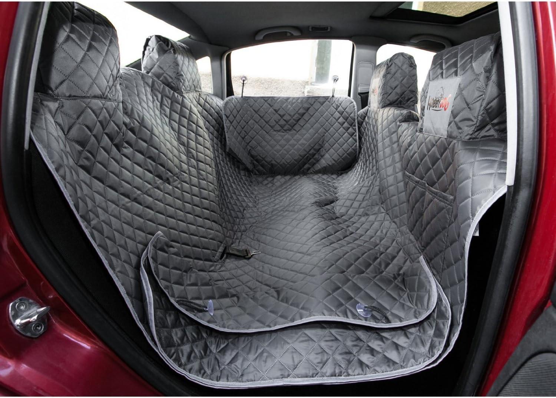 Hobbydog Autoschutzdecke Mit Seitenschutz Schutzdecke Hundedecke Schondecke Sitzschoner 140 X 220 Cm Haustier