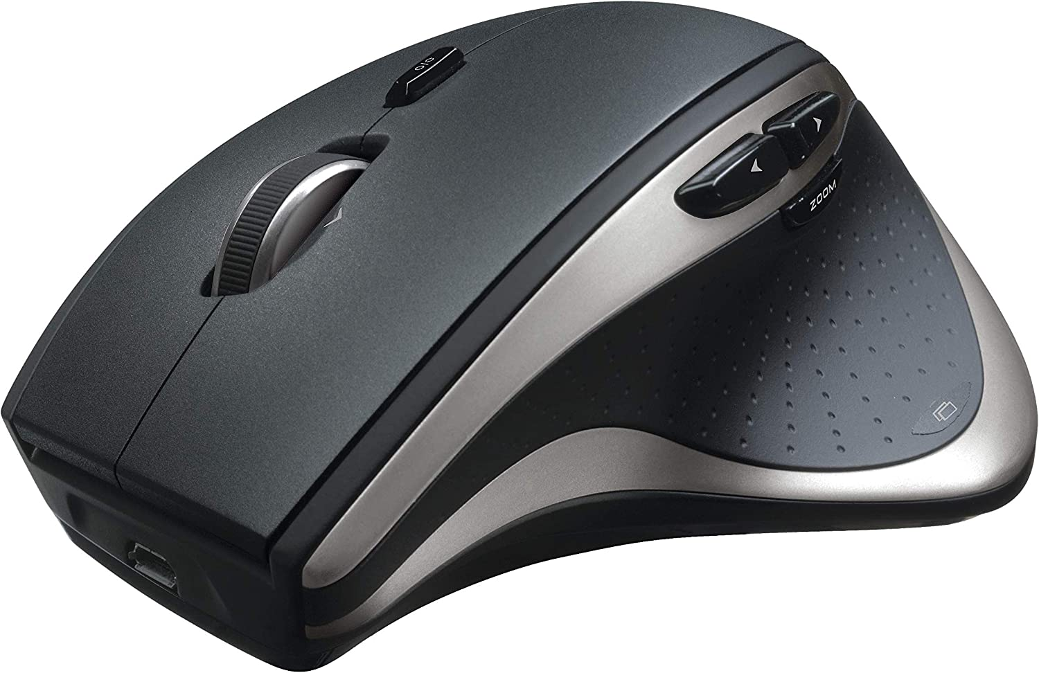 DISCONTINUED and Replaced by MX Master 2S Logitech Performance MX Wireless Mouse