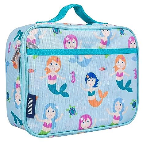 a7faea8b549d Wildkin Lunch Box, Mermaids