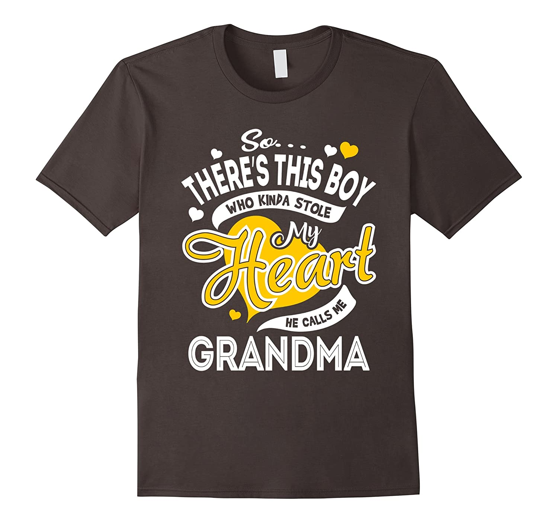 Boy Who Kinda Stole My Heart He Calls Me Grandma