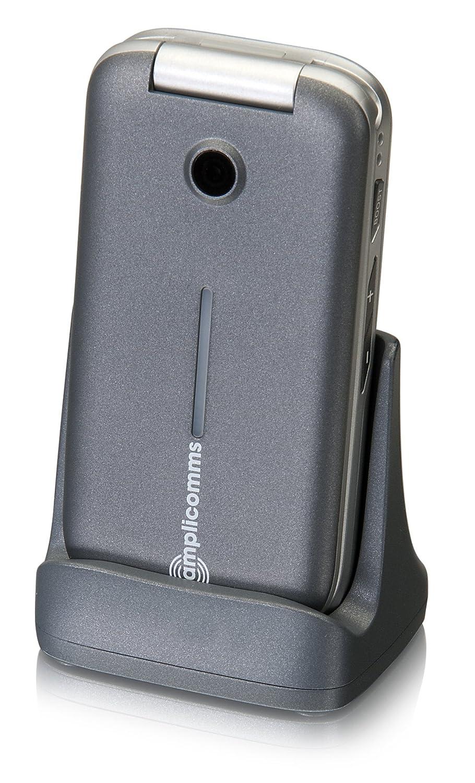 Téléphone GSM AMPLICOM POWERTEL M7000 GRIS