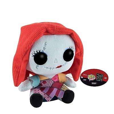 Funko POP Plush: The Nightmare Before Christmas - Sally Action Figure: Funko Pop! Plush Regular: Toys & Games