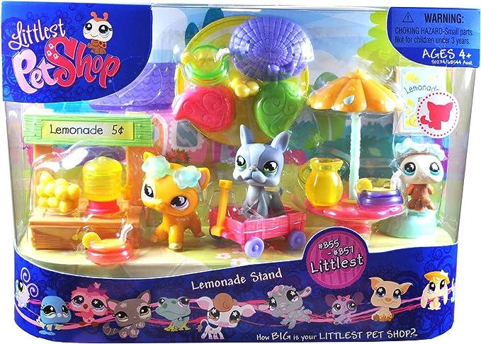 Authentic Littlest Pet Shop Hasbro LPS LADYBUG #856