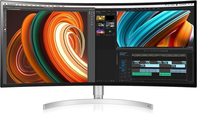 LG 34WK95C-W 34 Inch curved monitor