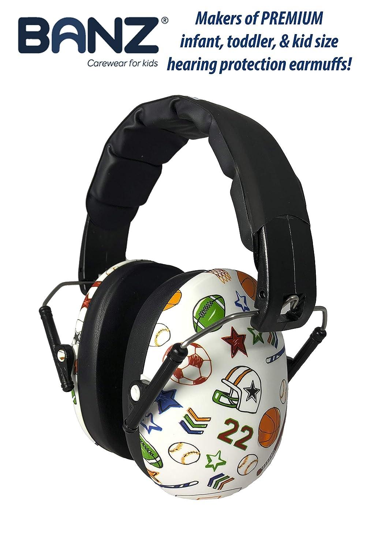 Best Hearing Protection >> Banz Earmuffs Hearing Protection The Best Earmuffs For Kids Premium Kids Ear Muffs Block Noise Sports