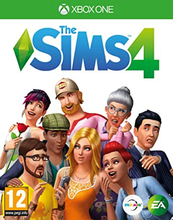 The Sims 4 Xbox One Amazoncouk Pc Video Games