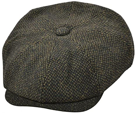 938a9a7f Mens Baker Boy Caps Newsboy Hat Country Style Peaked Gatsby/Flat Cap:  Amazon.co.uk: Clothing