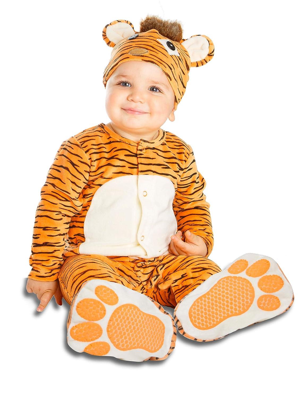 Generique - Disfraz de Tigre con Chupete bebé: Amazon.es ...