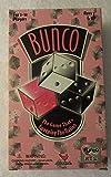 CARDINAL INDUSTRIES, Bunco Social Dice Game Complete Set,pink & black