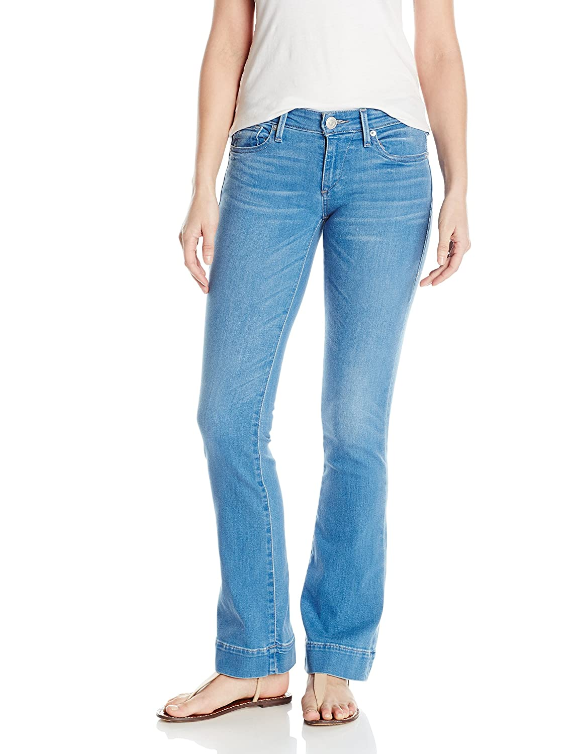Levi's Women's Mid Rise Skinny Crop Jean, Dutch Blue Rinse, 33 17859-0023