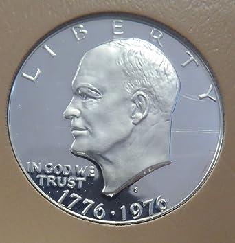 1973 S Eisenhower Proof Dollar Choice Uncirculated