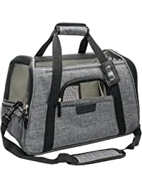Amazon Com Soft Sided Carriers Carriers Amp Travel