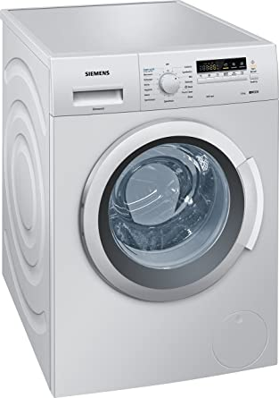 siemens wm12k268in fully automatic front loading washing machine 7 rh amazon in siemens washing machine manual iq700 siemens washing machine manual e10 46