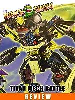 LEGO Ninjago Titan Mech Battle Review (70737)