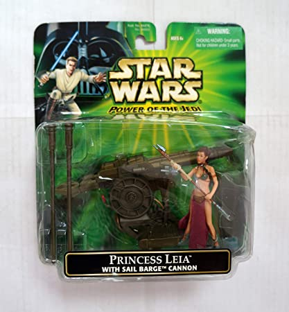 Amazoncom Princess Leia In Slave Girl Costume With Sail Barge
