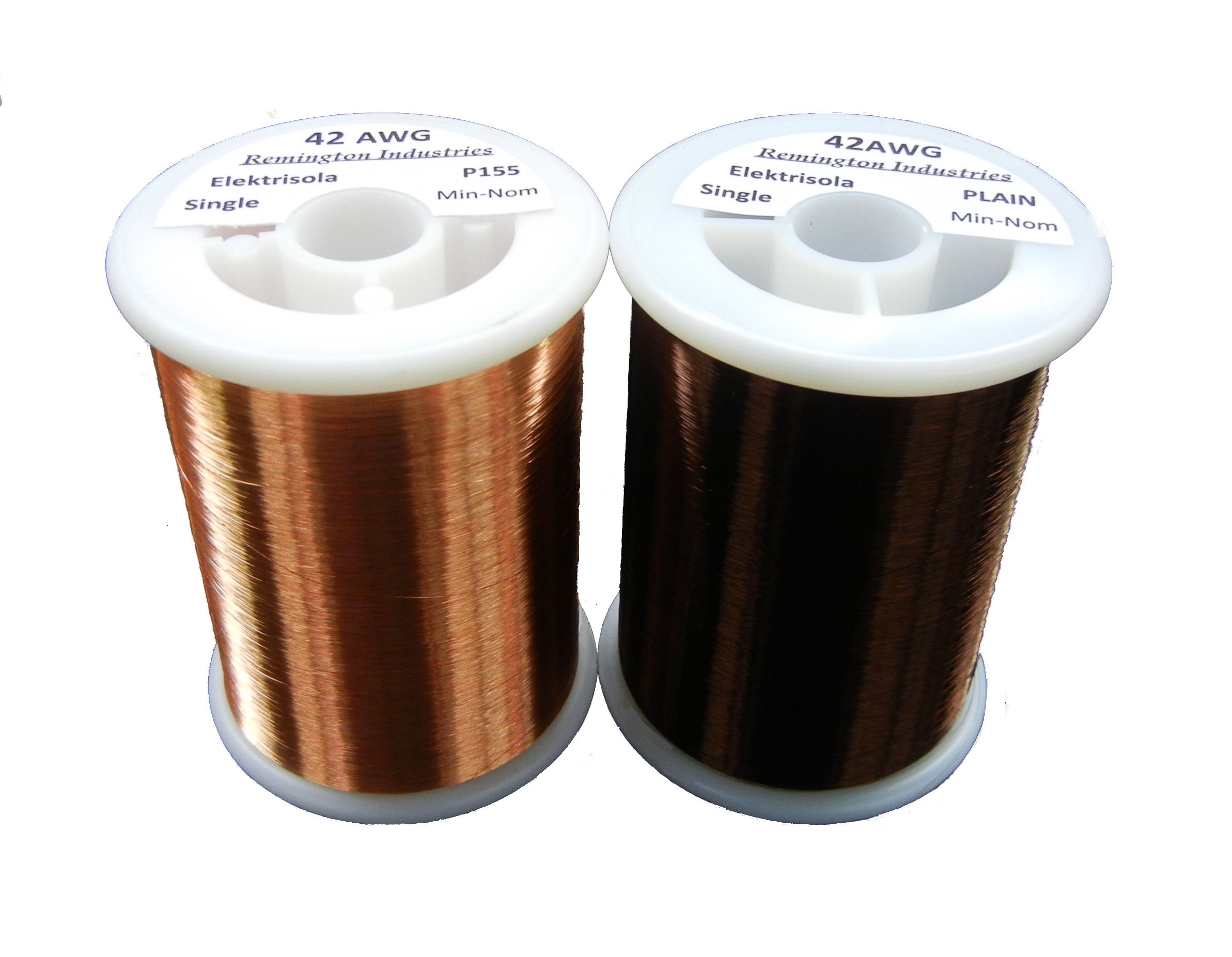 Pickup Winders Kit #3 - 42 AWG & 42 AWG Plain Enamel Copper Magnet Wire - 1.0 lbs