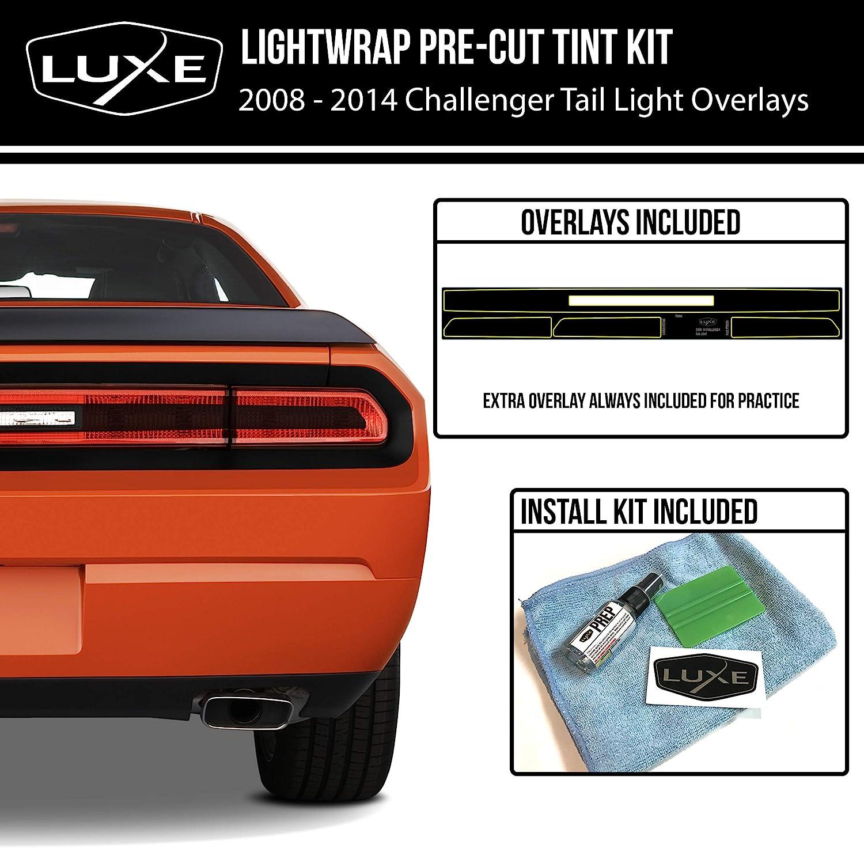 Dodge Challenger Precut Complete Window Tint Kit Year Needed
