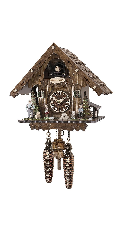 クォーツ式鳩時計 B07DFDHYLF