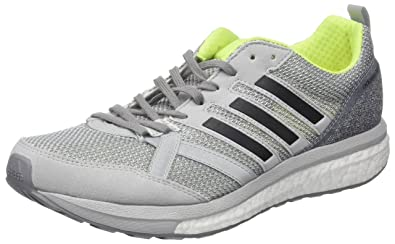 brand new 6d132 aa35a adidas Adizero Tempo 9, Chaussures de Running Compétition Homme, Gris (Grey  Two