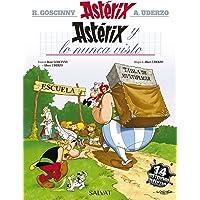 Astérix y lo nunca visto (Castellano - A