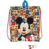 BOLSA MERIENDA MICKEY MOUSE - DISNEY - ICONS