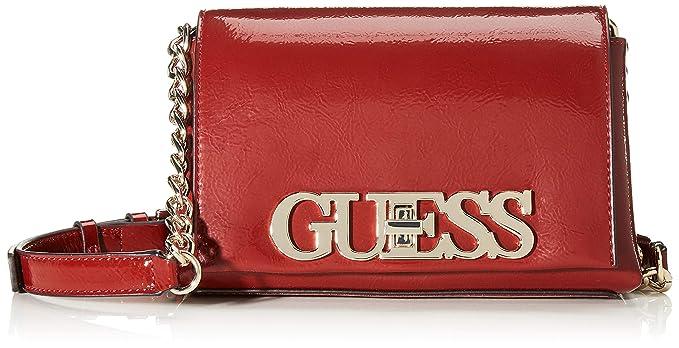 Amazon.it: Guess Rosso: Scarpe e borse
