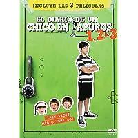 3 Pack: El Diario de Un Chico en Apuros