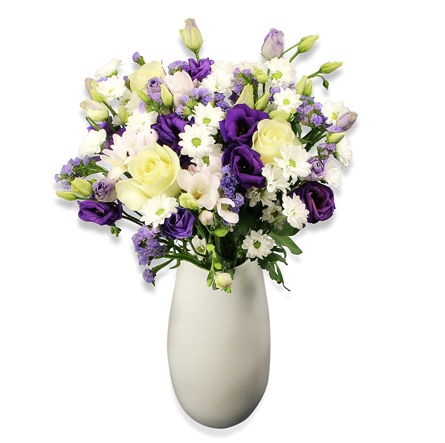 Fresh flowers delivered next day free uk delivery handwritten fresh flowers delivered next day free uk delivery handwritten card beautiful blue bouquet of flowers arranged by a skilled florist and presented in izmirmasajfo