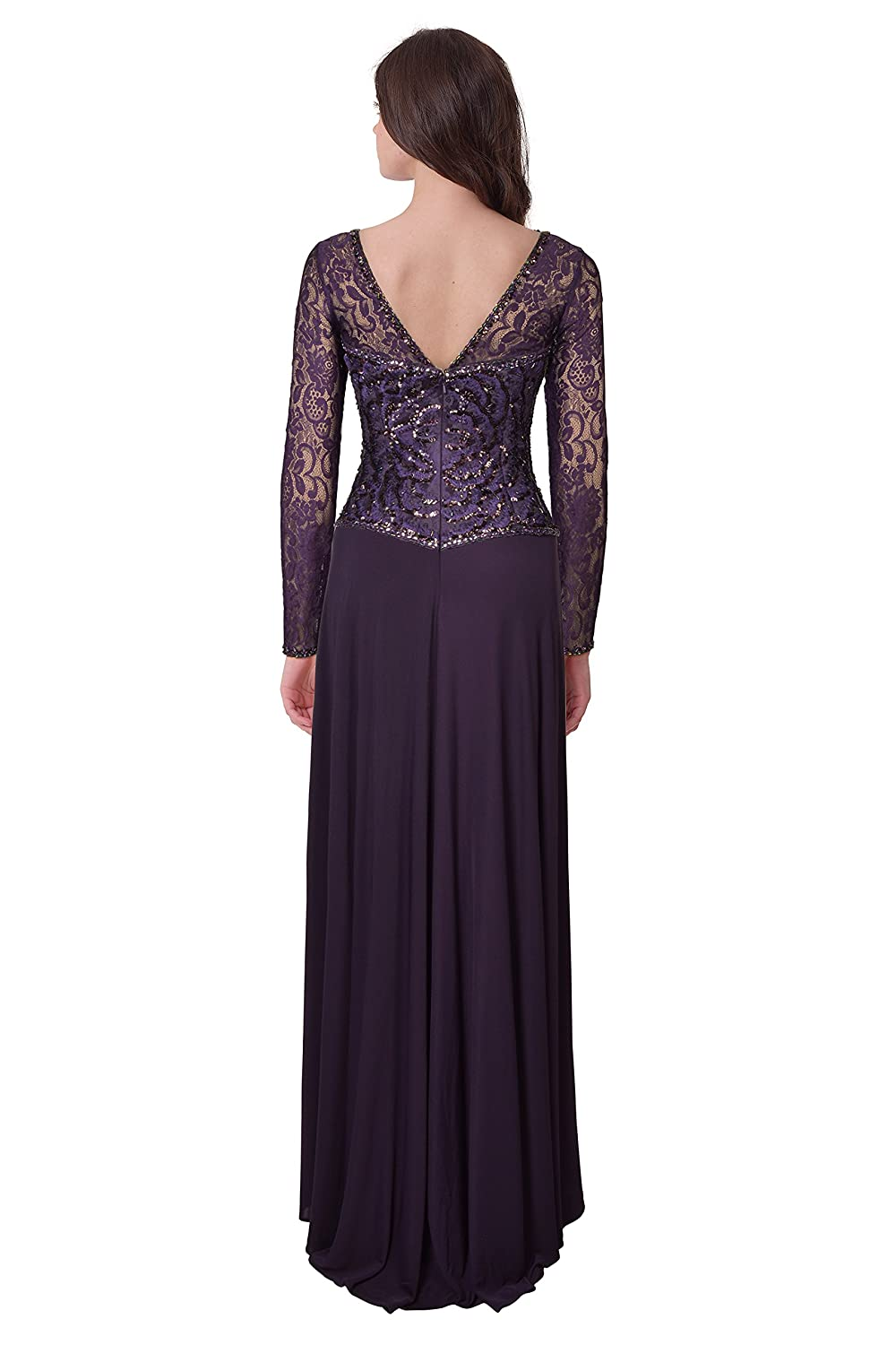 Sue wong vintage lace gown the