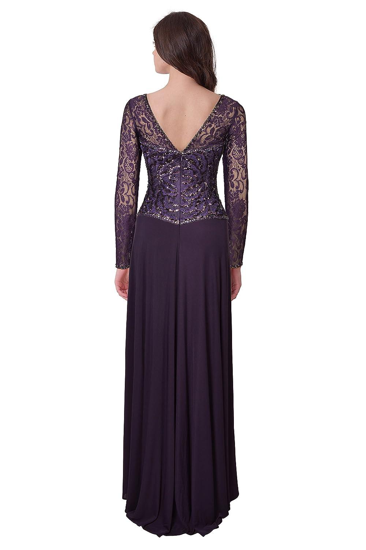 Sue wong vintage lace gown more detail