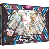 Pokemon - Company 25950 - PKM Kosturso-GX Kollektion, Sammelkartenspiel