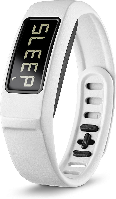 Garmin vívofit 2 Activity Tracker, White