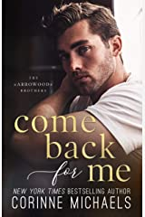 Come Back for Me (The Arrowood Brothers Book 1) Kindle Edition